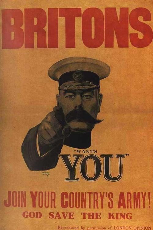 1ère guerre mondiale Kitchener